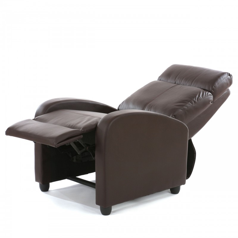 Fauteuils chaise tv fauteuil inclinable fauteuil denver for Chaise inclinable