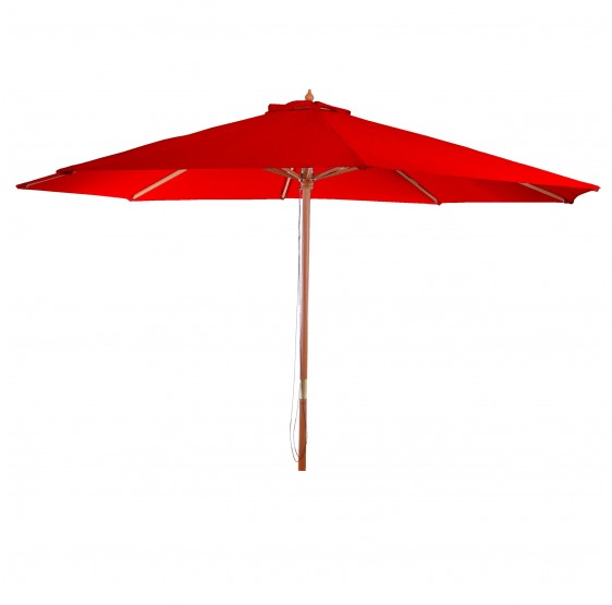 parasol parapluie bois parasol parasol de march de la floride bordeaux. Black Bedroom Furniture Sets. Home Design Ideas