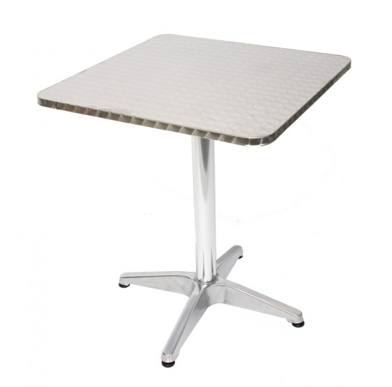 Table de bar, rectangulaire, 60cm