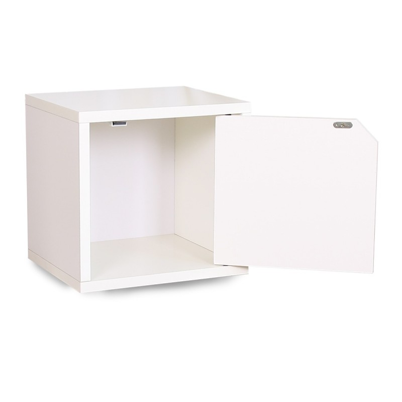 Accueil cube module tag re debout rayonnage m73 33x34x29 for Meuble cube modulable