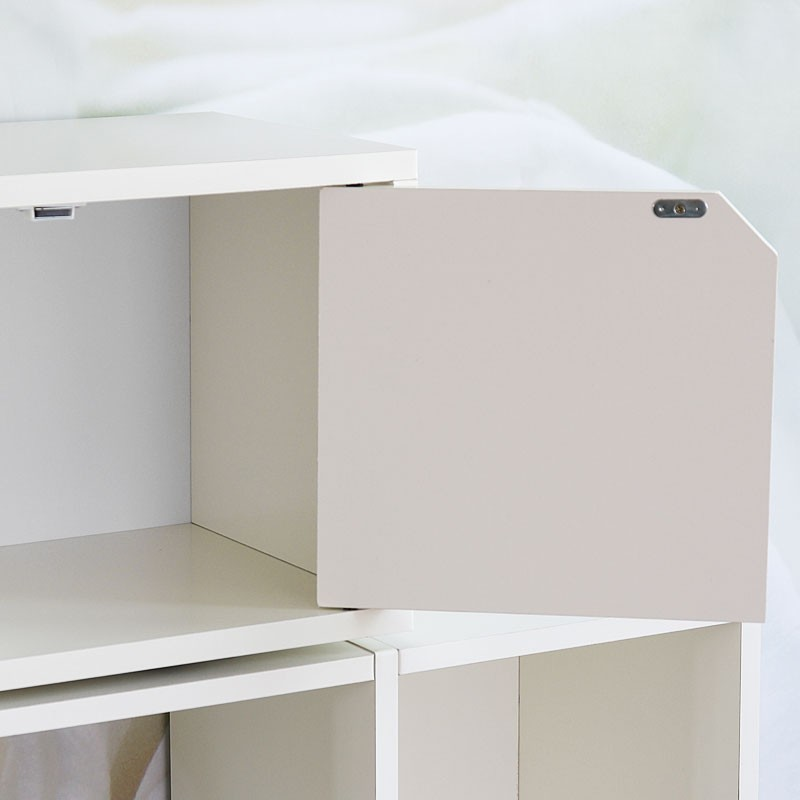 accueil cube module tag re debout rayonnage m73 33x34x29. Black Bedroom Furniture Sets. Home Design Ideas