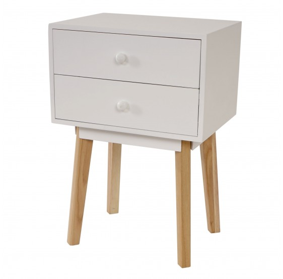 Commodes chest malm t271 c t table de chevet design - Table de chevet retro ...