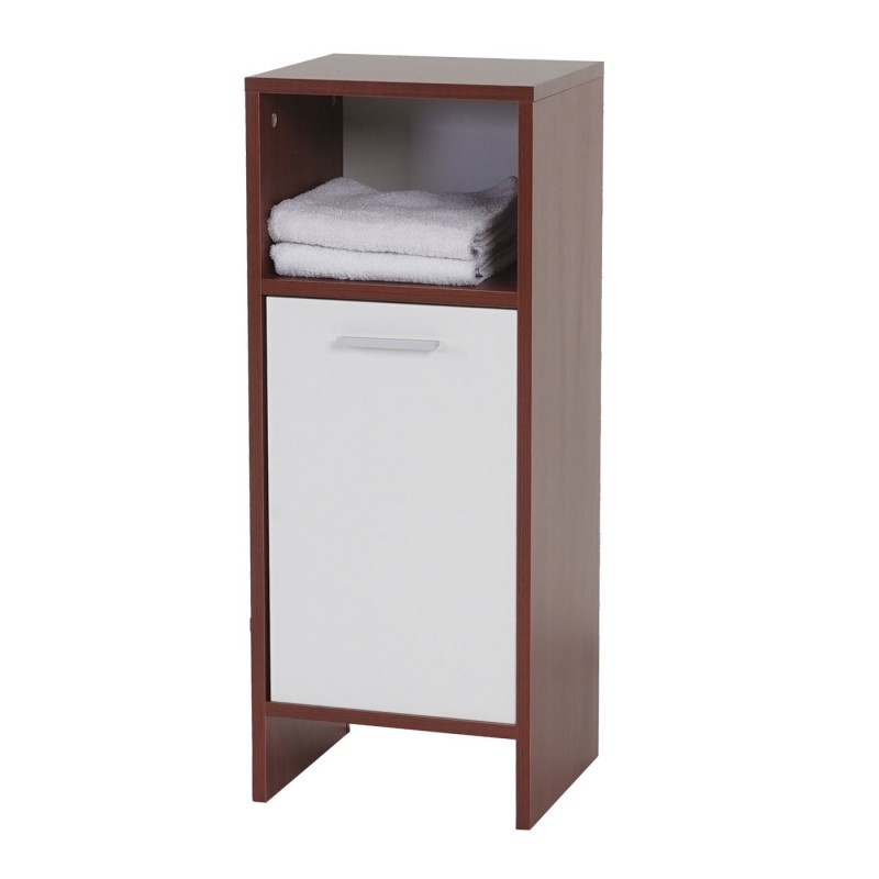 commode de salle de bain meuble bas commode semainier de salle de bain mid meuble de salle de. Black Bedroom Furniture Sets. Home Design Ideas
