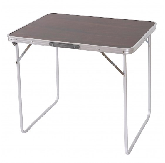 Table de camping, pliante, 80 x 70 x 60 cm