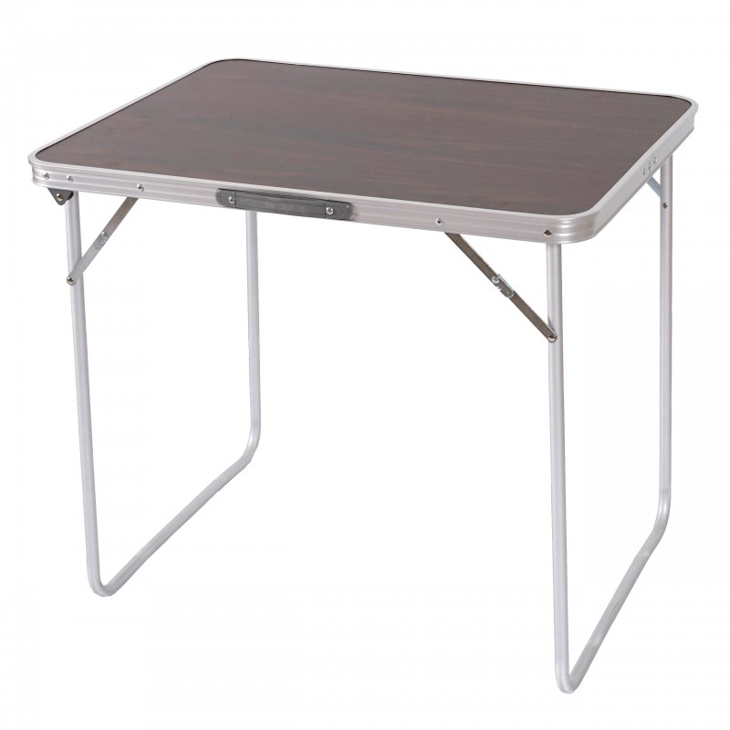 Tables camping tableau table pliante de jardin table de valise 80x70x60cm - Table picnic pliante decathlon ...