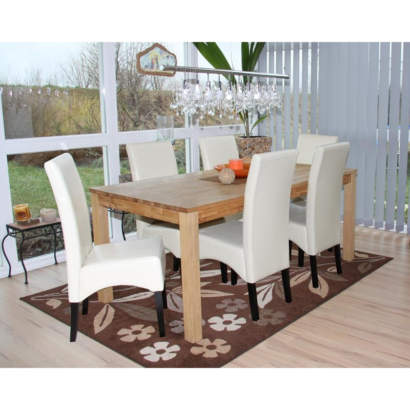 Quelle chaise pour table en verre for Chaise pour table a manger