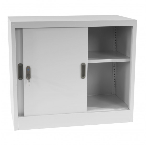 Buffet et de bahut au design contemporain design r tro for Armoire metallique 2 portes