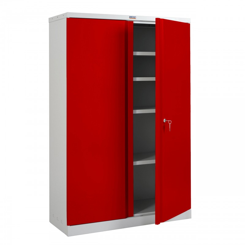 armoire metallique rouge occasion. Black Bedroom Furniture Sets. Home Design Ideas