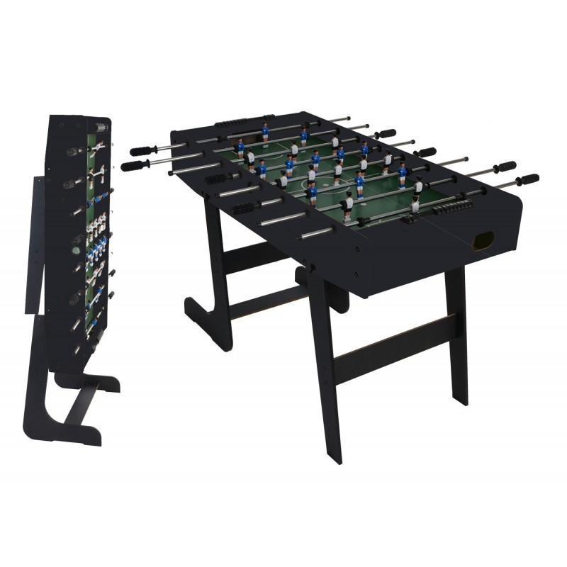 jeux foosball londres baby foot baby foot football pliable noir. Black Bedroom Furniture Sets. Home Design Ideas